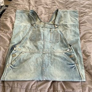 Topshop Moto Overalls. Size 6. Great condition.